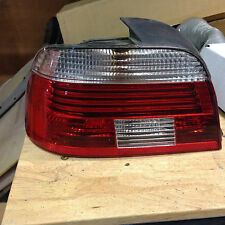 2002 OEM BMW 525 5 Series E39 Left Driver Side Outer Rear Trunk Tail Light Lamp