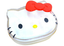 Sanrio Hello Kitty Face Shaped Bento Box 280ml Lunch Box Container Japan Made