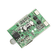 10pcs 3.7V 18650 Lithium Battery Charging Module Power Supply Step-up Module
