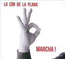 Lo Cor De La Plana-Marcha CD NEW