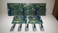 Lot of 5 Dell XC7MM Precision T1500 LGA 1156/Socket DDR3 Desktop Motherboard (E)