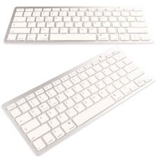 Bluetooth 3.0 Wireless Keyboard for iPad-1 1 2 3 4 Mac Tastiere PC Macbook