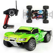 1/18 4WD 2.4G High Speed Radio Remote control RC RTR Truck Car Off Road 50km/h H