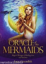 Oracle of the Mermaids NEW Set 45 Color Cards Book 168pg S. Ferench L. Cavendish