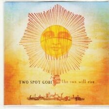 (BS190) Two Spot Gobi, The Sun Will Rise sampler - DJ CD