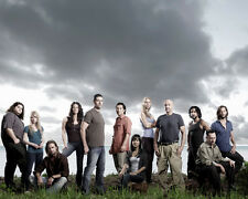Matthew Fox & Cast (31789) 8x10 Photo