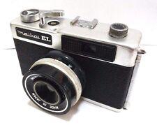 Meikai EL Vintage Film Camera 50mm  With MEIKORLENS Made in Japan Work Well