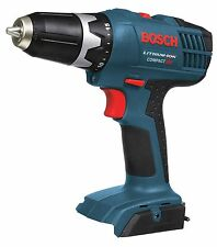Bosch Bare-Tool DDB180B 18-Volt Lithium-Ion 3/8-Inch Cordless Drill/Driver