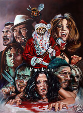 hammer.horror.cult. a4. 20  MIXED PICTURES. PAINTING BY rick melton.