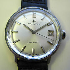 Vintage Hamilton Men's Automatic Watch - 21 Jewels - 64A Movement