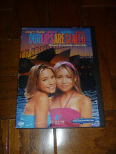 Our Lips Are Sealed (DVD, 2001) Mary-Kate & Ashley Olsen RARE OOP