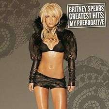 BRITNEY SPEARS : GREATEST HITS: MY PREROGATIVE (CD) sealed