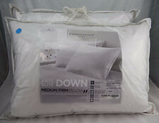 Charter Club Vail Elite Medium / Firm Density 2 KING Down Pillows