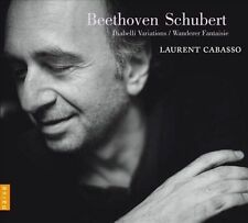 Beethoven: Diabelli Variations Schubert: Wanderer, New Music
