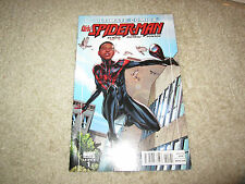 ULTIMATE SPIDERMAN COMICS #1 UNMASKED PICHELLI VARIANT SUPER RARE!!!