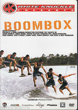 White Knuckle Presents BOOMBOX Justin Stephens DVD All Zone - NEW - Waveboarding