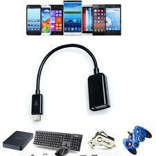 Micro USB  OTG Adaptor Adapter Cable/Cord/Lead For Motorola Xoom Tablet PC_gm