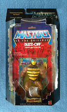 COMMEMORATIVE BUZZ-OFF FIGURE MOTU MASTERS OF THE UNIVERSE HE-MAN MATTEL