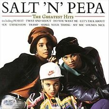 Greatest Hits by Salt-N-Pepa (CD)