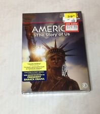 NEW America The Story of Us DVD Box Set 3 Disc Version DVD Movie