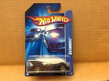 Hot Wheels  Hotwheels Batmobile # 207 Tiny pinhole in bubble by back fin