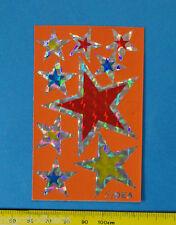STELLA STELLINE STAR - adesivo-sticker anni '80 - NUOVO-NEW -A48