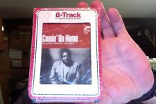 Richard Groove Holmes- Comin' On Home- new/sealed 8 Track tape- Blue Note- rare?