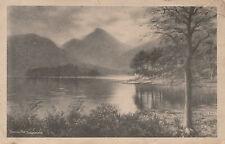 1 postcard Broomhill point Derwentwater
