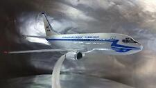 * Herpa 609371 CSA Czech Airlines blue retro colors Boeing 737-500 1:180