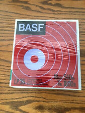 BASF LP35 Long Play Reel to Reel Tape -- 1800 ft -- Brand New and Sealed! LP 35
