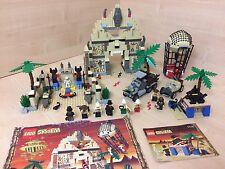 LEGO ADVENTURERS  5988-1 5938 PHARAOHS FORBIDDEN RUINS COMPLETE VERY RARE