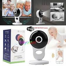 Wireless WIFI HD HD 720P IP Camera Indoor Security Pan Tilt Night Vision Cam ZOK