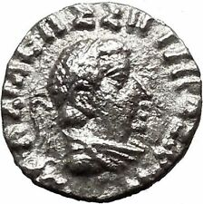 Hermaios Indo-Bactrian 40BC Christ Birth Magii King Silver Greek Coin i36626