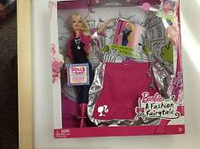 Barbie & a Fashion Fairytale Doll & Purse set-Cute Gift!-2009