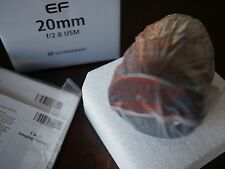 Canon EF 20mm F/2.8 USM Lens *BRAND NEW*
