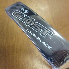 "New TaylorMade Ghost Tour Black Indy Putter 34"" Super Stroke MID SLIM 2.0 Grip"
