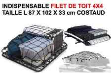 IDEAL RHINO RACK! FILET DE TOIT BAROUD GRANDE TAILLE! 4X4 RAID QUAD CAMPING CAR