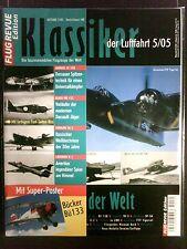 Klassiker der Luftfahrt  5/05  in Schutzhülle