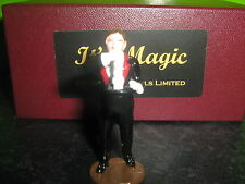 Rabbit from the hat Magic Trick Hand Painted Figure 1/32 scale MIB