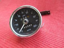 Dash Smiths Speedometer Gauge MG Midget Austin Healey Sprite Tested & Works!