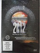 2012 - Die Maya sagen: Das Ende der Menschheit - Untergang ja, aber wann???
