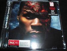 50 Cent - Before I Self Destruct Soundtrack CD & DVD (Movie) Set