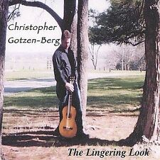 Gotzen-Berg, Christopher Lingering Look CD ***NEW***