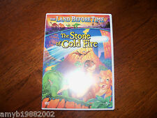 Universal The Land Before Time VII: The Stone of Cold Fire (DVD, 2000) EUC