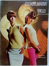 Shell Themed Knit & Crochet Tops Day to Midnight Columbia Minerva 762 30 Pgs