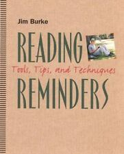 Reading Reminders: Tools, Tips, and Techniques (Great Source Professional Devel