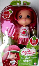 Strawberry Shortcake Doll Raspberry Torte Scented w/ iconic Comb New 12235