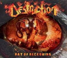 DESTRUCTION - Day of reckoning    - CD NEU