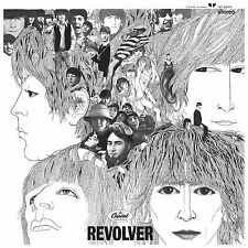 Revolver by The Beatles Stereo Remastered Version (CD Apple) 2009