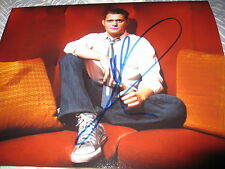 MICHAEL BUBLE SIGNED AUTOGRAPH 8x10 SEXY SINGER PROMO CRAZY LOVE PERFORMING NY D